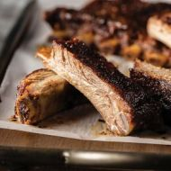 Omaha Steak Spare Ribs